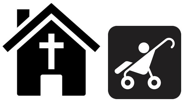 Comment structurer un culte pour les tout petits  ?