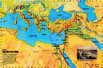 Introduction générale à la géographie biblique, Ancien et Nouveau Testaments