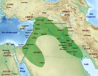 ID 1411 Empire neo babylonien