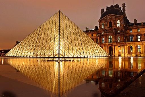 Rallye au Louvre