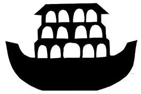 Raconter l'histoire de Noé à l'aide des ombres chinoises