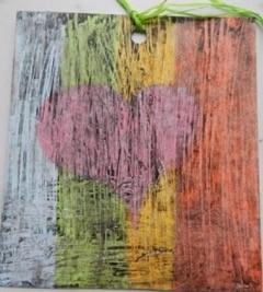 Atelier de pastels gras