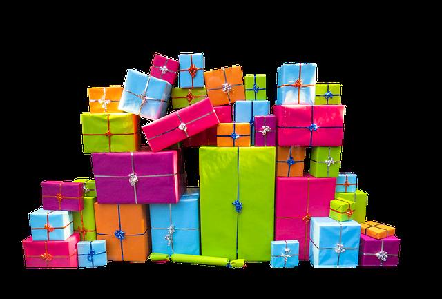 Jeu des cadeaux