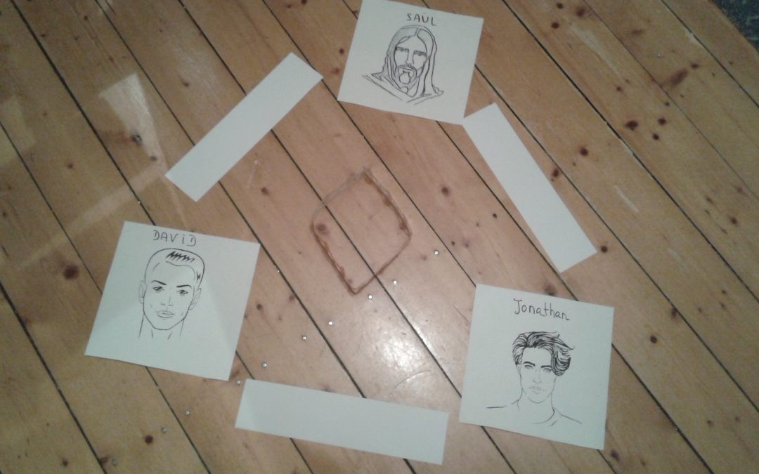 David, Jonathan et Saül : histoires de familles dans l'AT