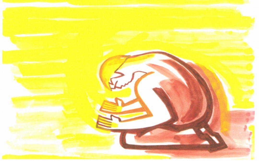Cantique au Frère Soleil illustré