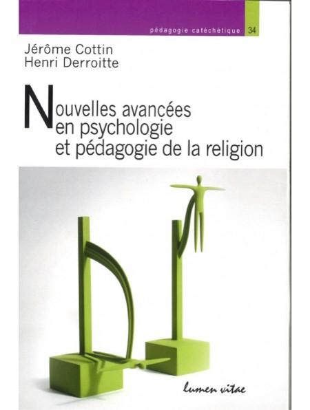 Nouvelles avancées en psychologie et pédagogie de la religion