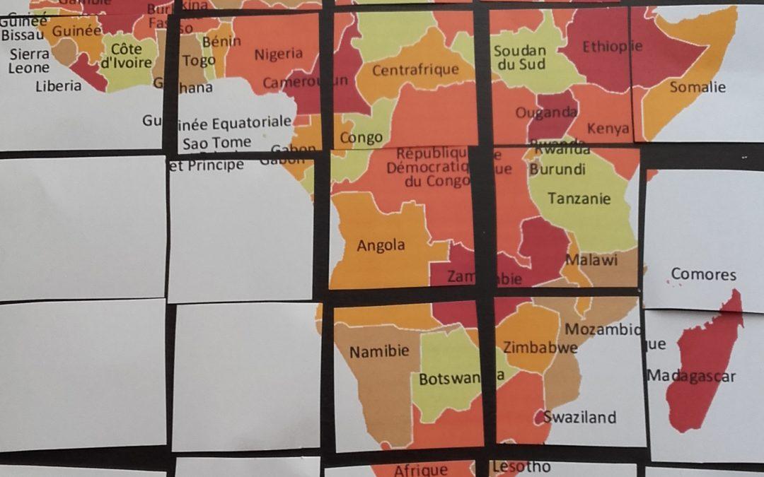 C'est où le Burundi ?
