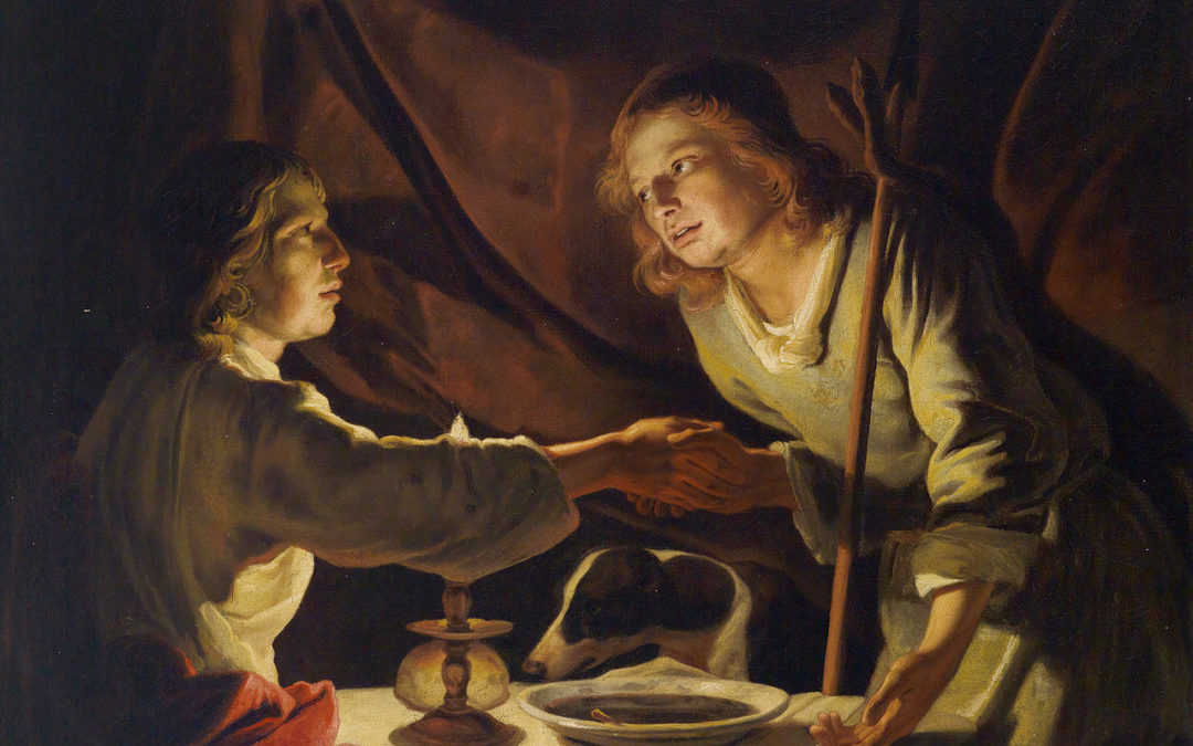 Y a-t-il des contes dans la Bible?