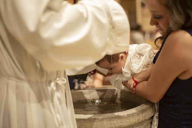 Le baptême vrai ou faux ?