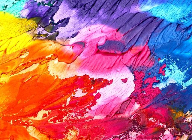 Mourir, révéler, colorer : un culte autour du baptême