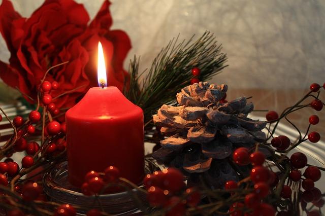 Notre maison, le Temple 2 : les bougies