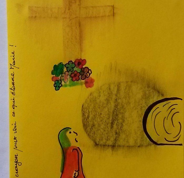 Cartes de vœux: préparons-nous pour Pâques 2020 !