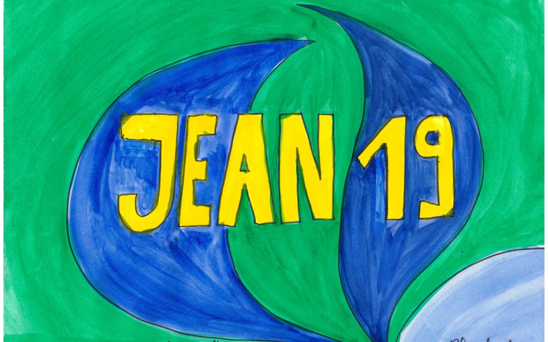 Kamishibai maison : Jean 19