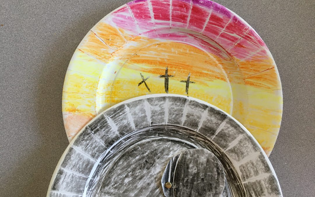 Jardin de Pâques – jour 7
