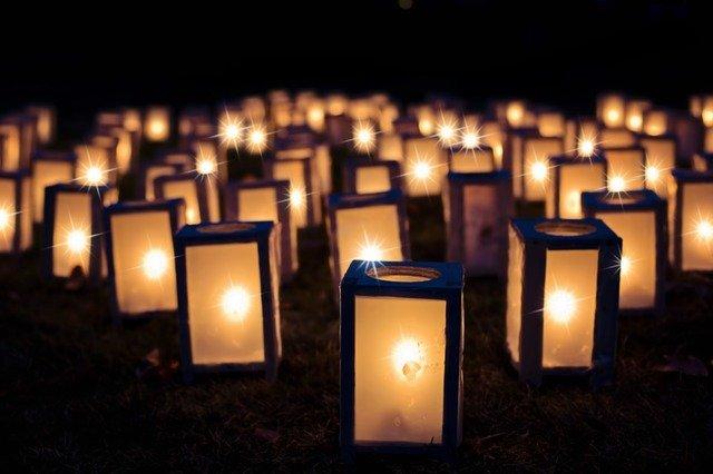 Lumière dans nos nuits