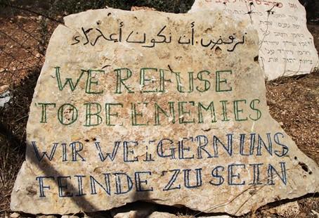 Témoignage de Marylène : enfants de Palestine et enfants d'Israël