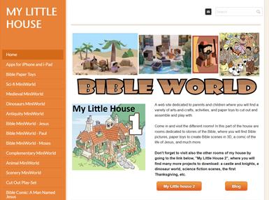 Site de bricolage «My little House»