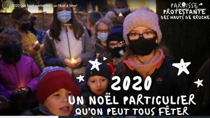 Noël 2020 particulier, un Noël à fêter