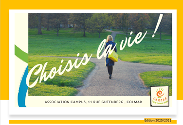 Projet Campus «Choisis la vie»
